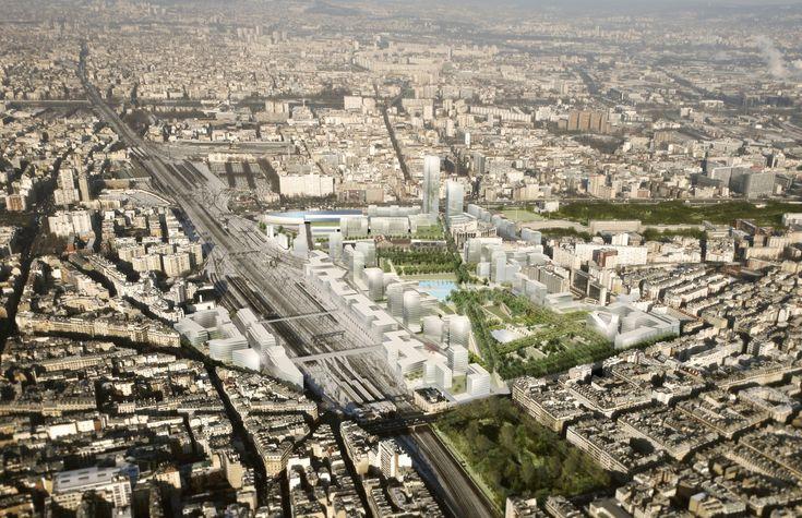 Galería de Paisaje y Arquitectura: Martin Luther King, un parque ecológico integral y conector de barrios - 36