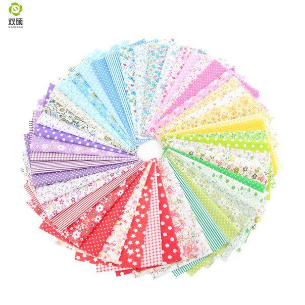 Набор тканей для рукоделия (хлопок) Где купить: http://ali.pub/d7lxw