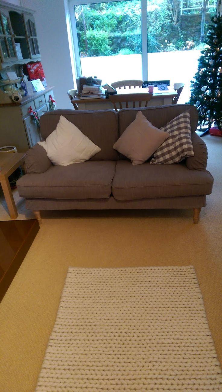 Ikea Stocksund sofa   Ideas for the Home   Pinterest