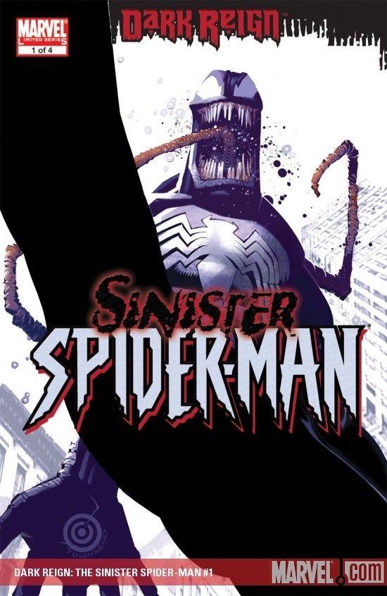 DARK REIGN: THE SINISTER SPIDER-MAN (2009) #1