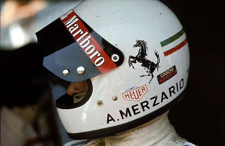 Arturo Merzario participated in 85 F1 World Championship GP's, debuting on 15 July 1972. Despite the fact that he only scored 11 championship points, he was a well know face on the F1 scene.