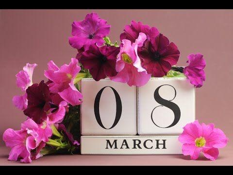 Happy Women's Day♥Francis Goya ♥ Besame Mucho - YouTube