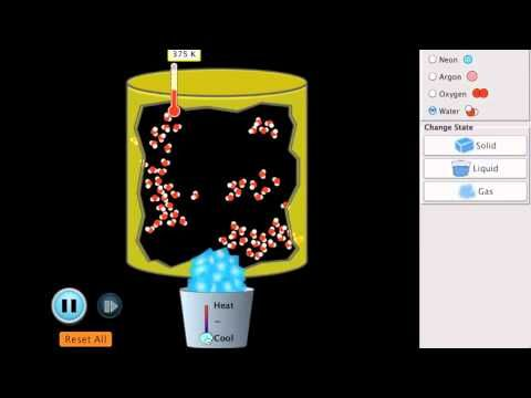 This video describes the kinetic theory of matter using the States of Matter simulator from the website: http://phet.colorado.edu/en/simulation/states-of-mat...