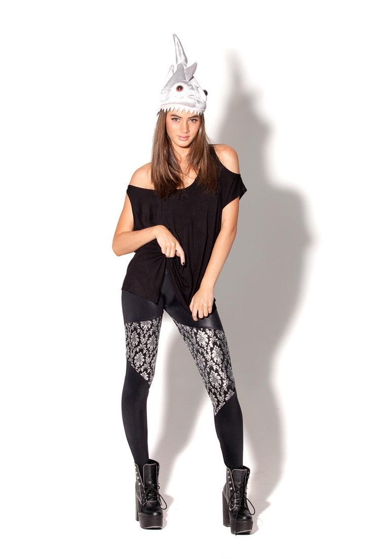 Spartan Wallpaper Shiny Shiny Leggings By Black Milk