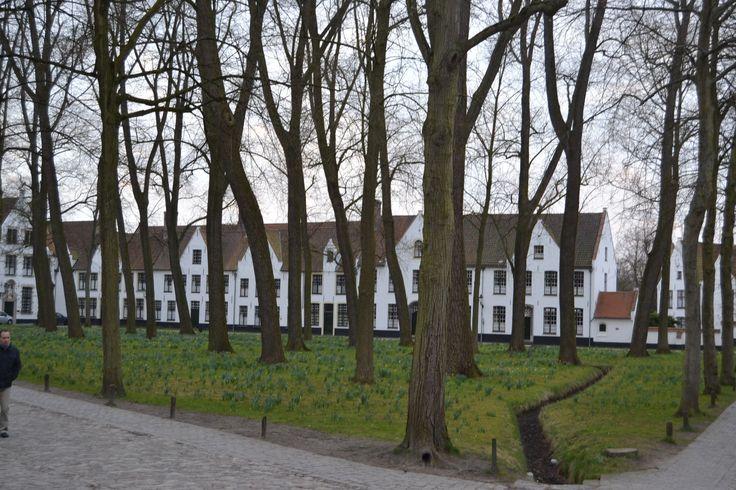 Begijnhof - Brujas