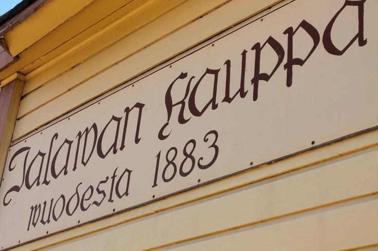 Jalavan Kauppa, Taivalkoski