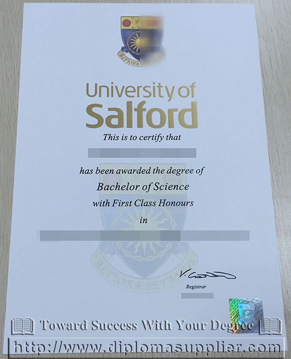 the university of salford http\/\/wwwdocumentscenter - first class degree