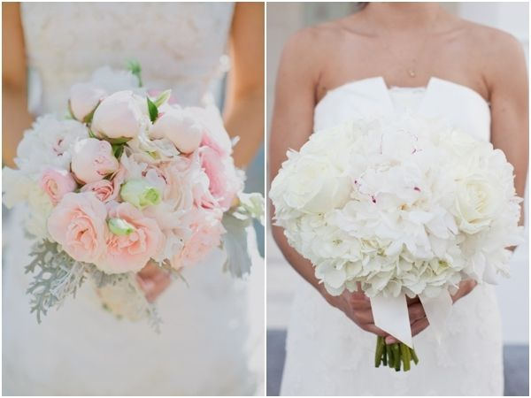 Pink Garden Rose And Hydrangea Bouquet delighful garden rose and hydrangea bouquet unique picture bride