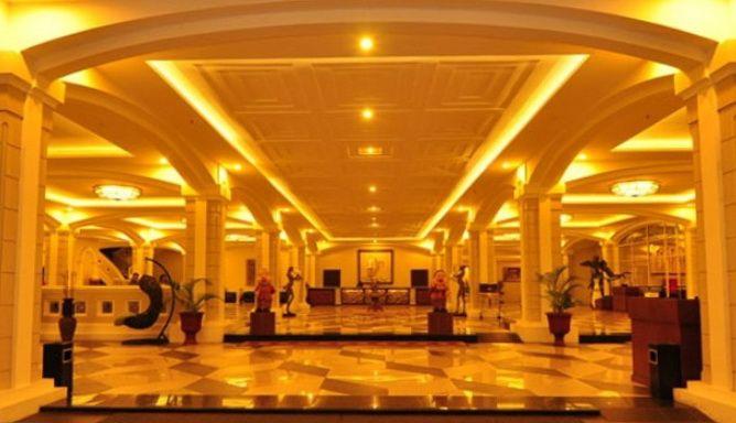 Interior Hotel The Sahid Rich Jogjakarta