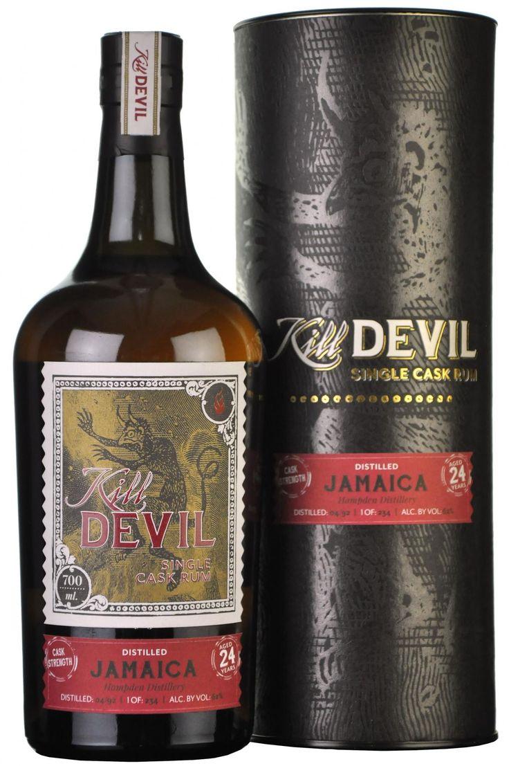 kill devil   Hampden 24 Year Old Kill Devil Rum - Whisky Online Shop