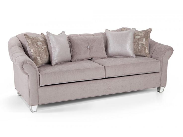 Transitional Sleeper Sofa