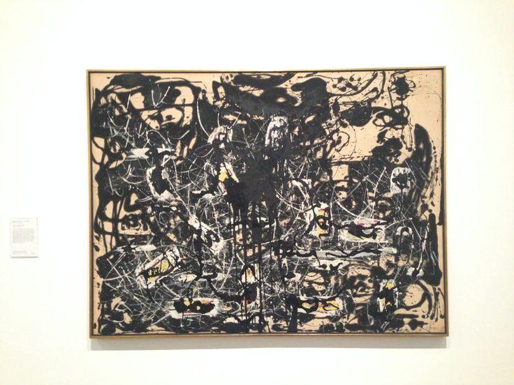 KINSA in London - Pollock at the Tate Modern