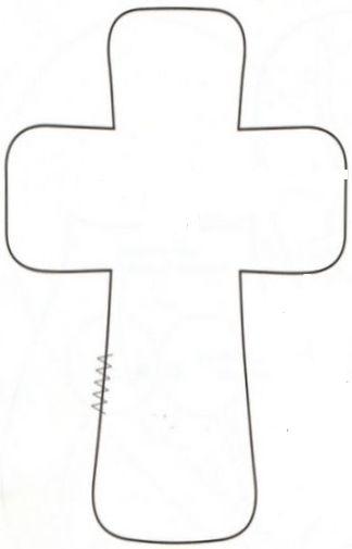 Pin de MarÃa de los Ãngeles en Cruz   Pinterest   Prayers, Templates ...