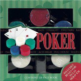 Азартная игра в покер (техасский холдем) на английском (возможна организация отдельного игрового вечера вместе с другими играми казино) от 2 игроков состав: игральные карты, набор фишек, инструкция (англ)