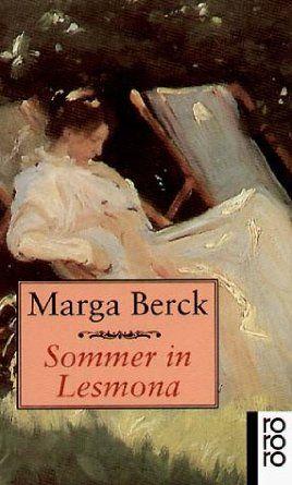 Sommer in Lesmona - Marga Berck