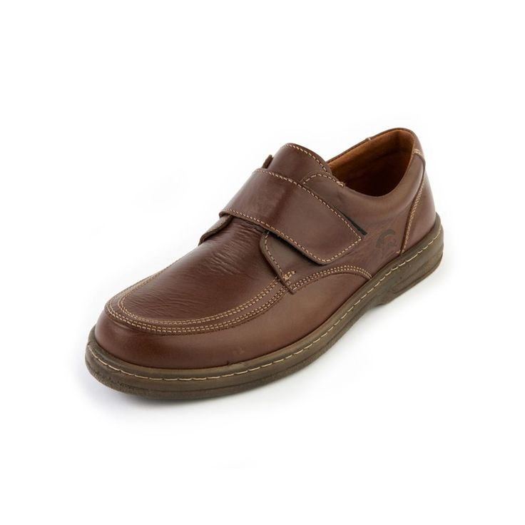 Angus Mens Wide Fitting Shoe - Sandpiper Extra Wide Shoes
