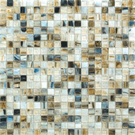 Love these colors for a backsplash! Shimmer Abalone 9/16 ...
