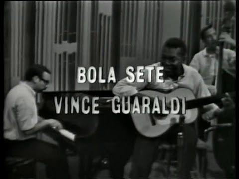 Jazz Casual - Bola Sete and The Vince Guaraldi Trio - YouTube