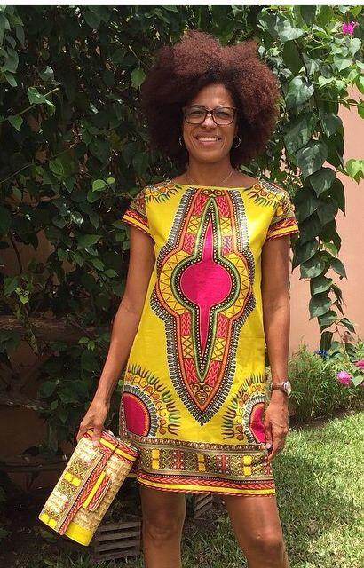 Vestidos africanos