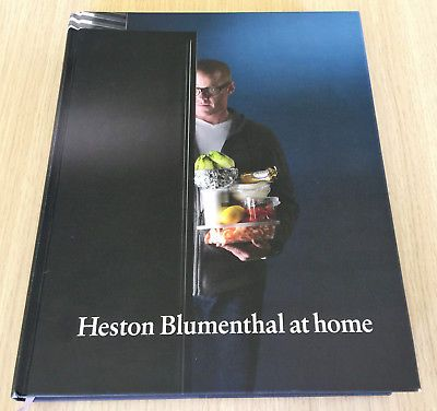 9 best books collection images on pinterest business coupon codes used heston blumenthal heston blumenthal at home cooking recipe book hc fandeluxe Images