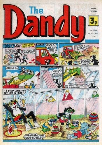 british nostalgia comics