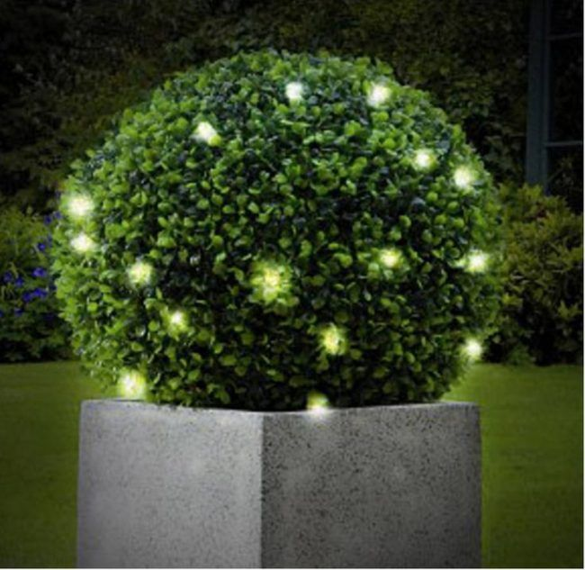 Artificial Outdoor Plants With Lights Artificial Plants Outdoor Artificial Topiary Boxwood Topiary