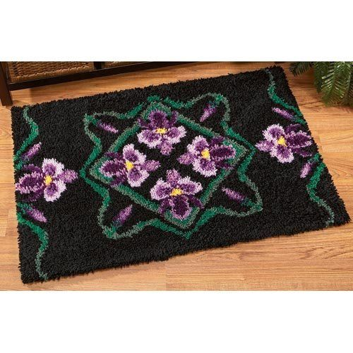 7 Best Images About Latch Hook Rugs On Pinterest