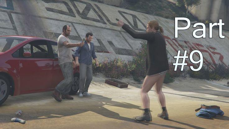 Grand Theft Auto 5 Gameplay Walkthrough Part 9 Dead Man Walking GTA 5