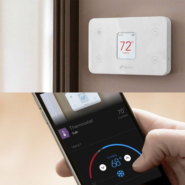 iDevices Smart Home Thermostat #Device, #Smart, #Thermometer
