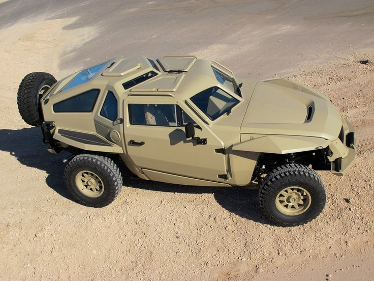 Cool Stuff We Like Here @ CoolPile.com ------- << Original Comment >> ------- Local Motors & DARPA : Automotive Design & Production