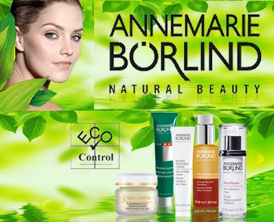 Beauty Based On Nature  Annemarie Börlind is the only skin care and cosmetic company in the US to hold an EcoControl Certificate.  http://www.iherb.com/annemarie-borlind-skin-care?rcode=wdr438