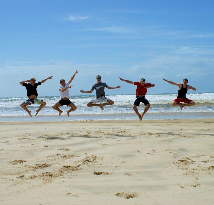 Fraser Island: fun in the sun :)
