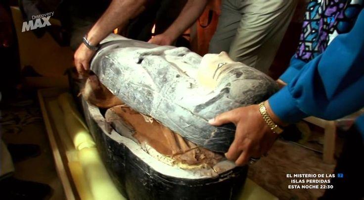 La Tumba Misteriosa de Egipto - Documental egipto