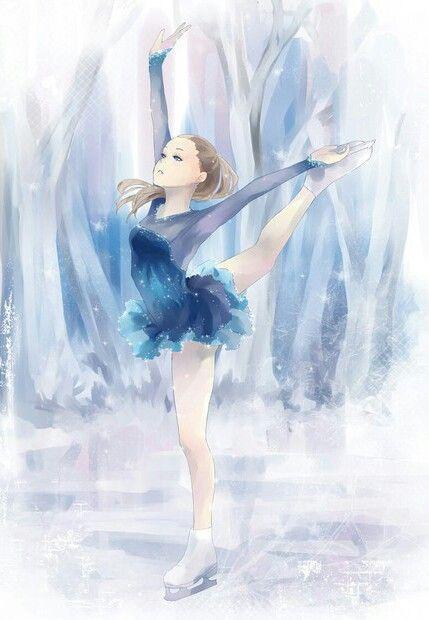 Lovr ice skating