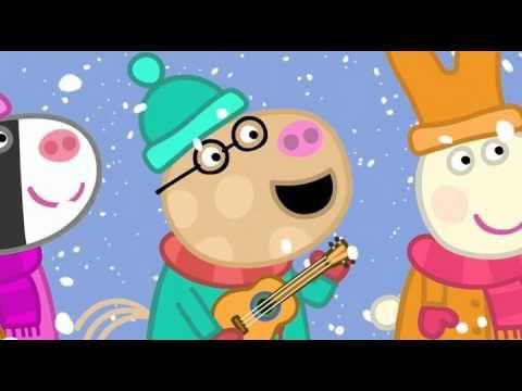 Peppa Pig - Peppa's Christmas 2015 Full Movie