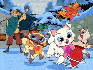 Youtube Sagwa The Chinese Siamese Cat Theme Song