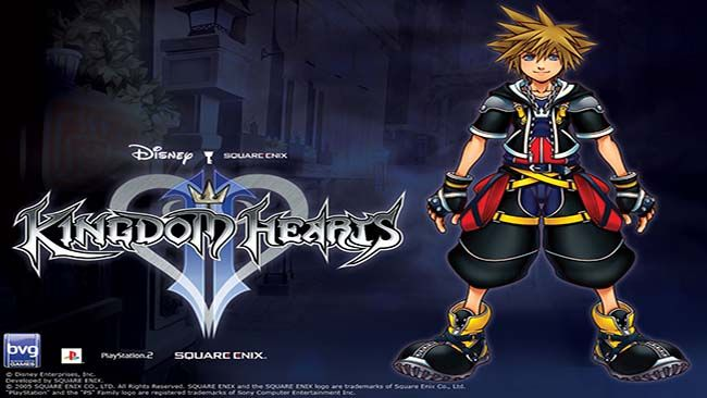 Kingdom Hearts II PS2 ISO Download (USA) - https://www.ziperto.com/kingdom-hearts-ii-ps2-iso/