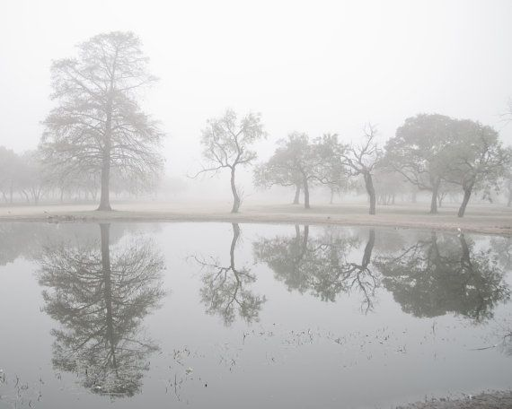 I want to wake up in a cozy cabin on a lake or a pond and stare out at the misty morning whilst sipping my tea. Is that so much to ask?