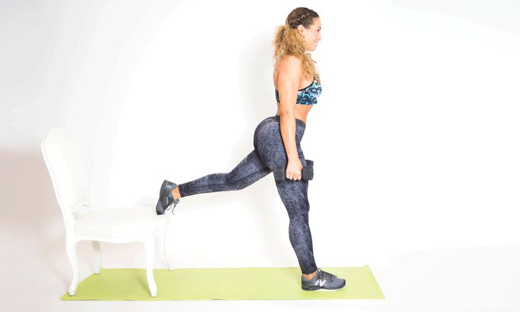 These moves cinch your waist, sculpt your shoulders, and lift your butt for enviable curves.