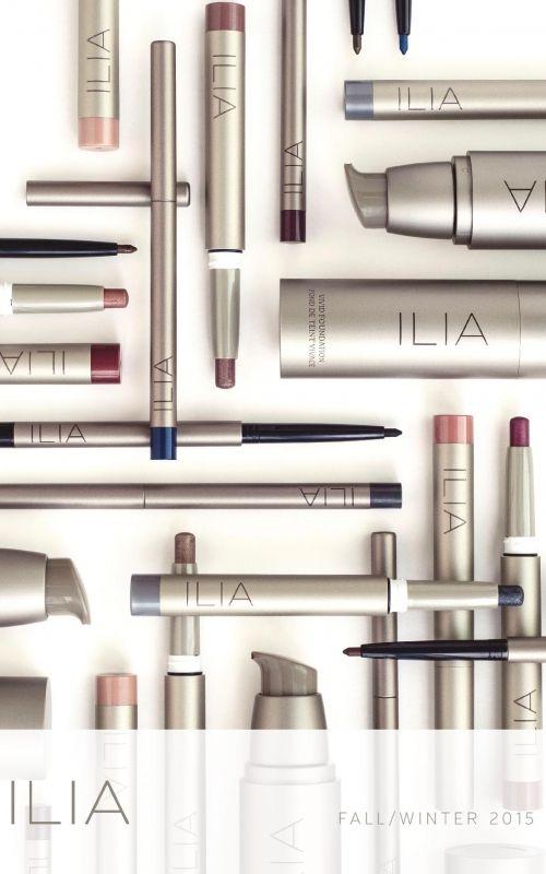 ILIA - Pflegende Inhaltsstoffe und eine intensive Farbpalette: Die natürliche und biologische dekorative Kosmetiklinie wurde in 2010 von Make-Up Artist Sasha Plavsic gegründet mit dem Ziel, Naturkosmetik und zeitgenössische Trends zu verbinden.