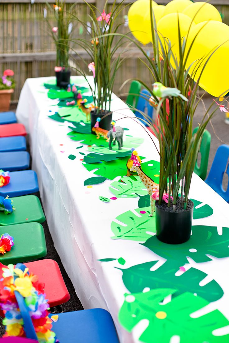 Best 25 Jungle party ideas on Pinterest Jungle party