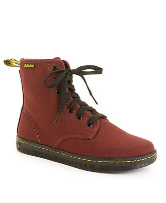 Dr. Martens Womens Shoes, Shoreditch High Top Sneakers