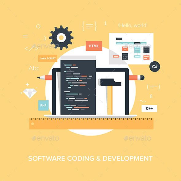 Program Coding.