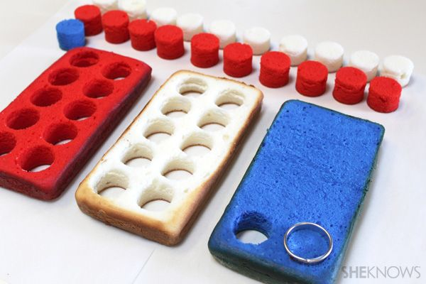 fourth of july recipes | Fourth of July firecracker cakelette recipe