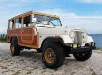 1982 Jeep CJ8 Scrambler Woody Station Wagon, Surf Wagon: 3 of 25