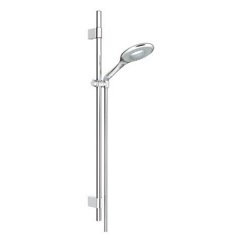 Grohe Rainshower Icon 150 Brause Set 27277001 chrom, mit Brausestange 900 mm 38.000 Ft