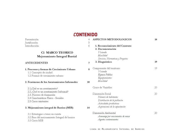 Ejemplo de trabajo:  Laboratorio Urbanismo / Universidad Pontificia Bolivariana Mejoramiento integral de asentamientos que presentan accesibilidad única y movilidad cítica  Monografia de investigación caso Olivares, Itaguí