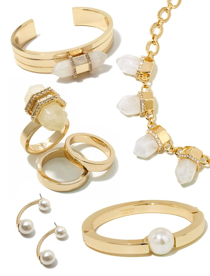 1000 images about the jewelry collection by instyle on