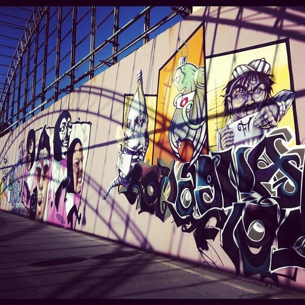 Street Art in Pontedera  - @yelahiah- #webstagram