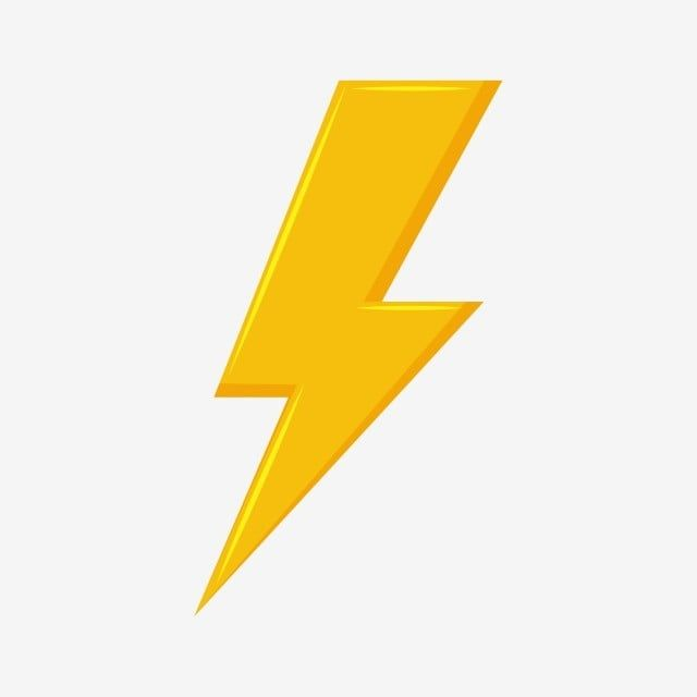 Thunder And Bolt Flash Vector Fast Charge Electric Png And Vector With Transparent Background For Free Download Flash Vector Girly Wall Art Free Vector Graphics